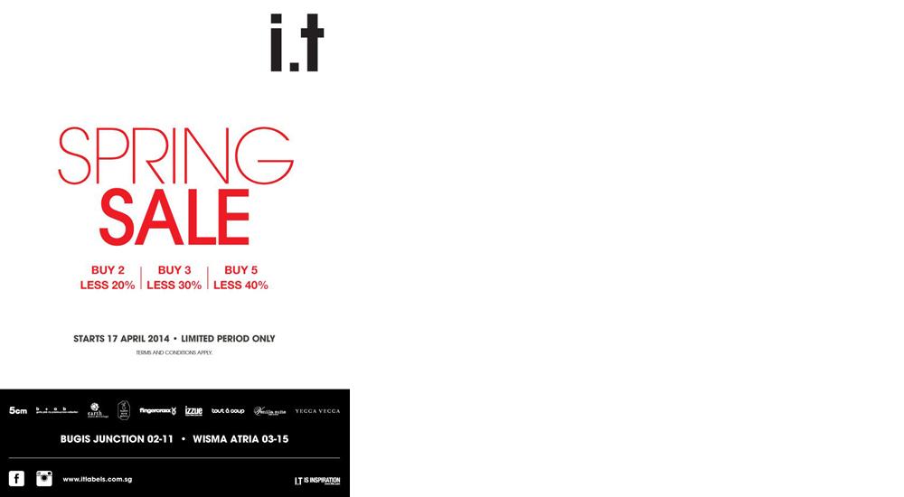 it-spring-sale-2014