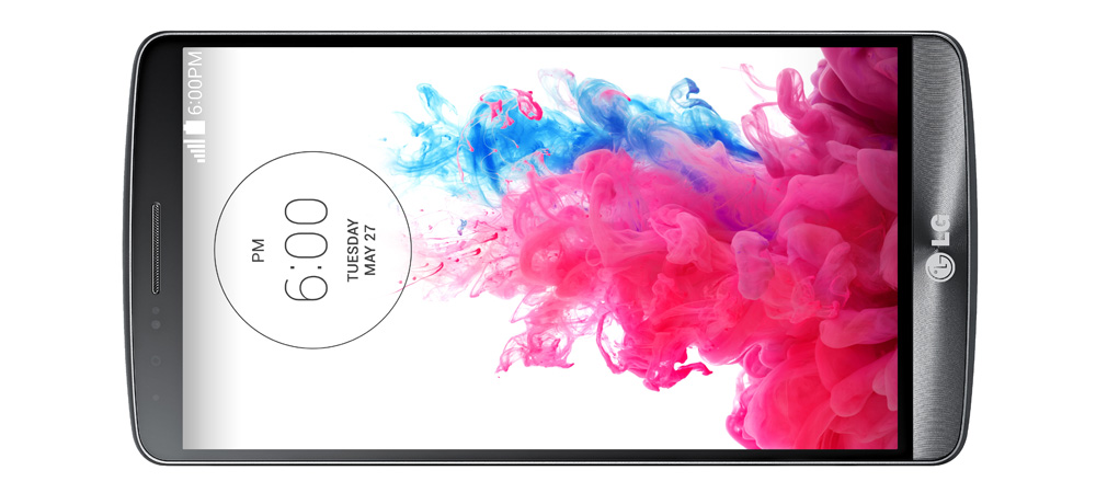 With a 5.5-inch Quad HD screen, the LG G3 shares the same display capability as the iPhone 6 Plus