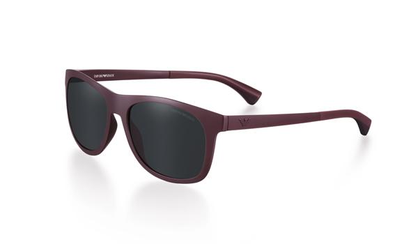 Object of Desire: Emporio Armani Sunglasses in Marsala ...