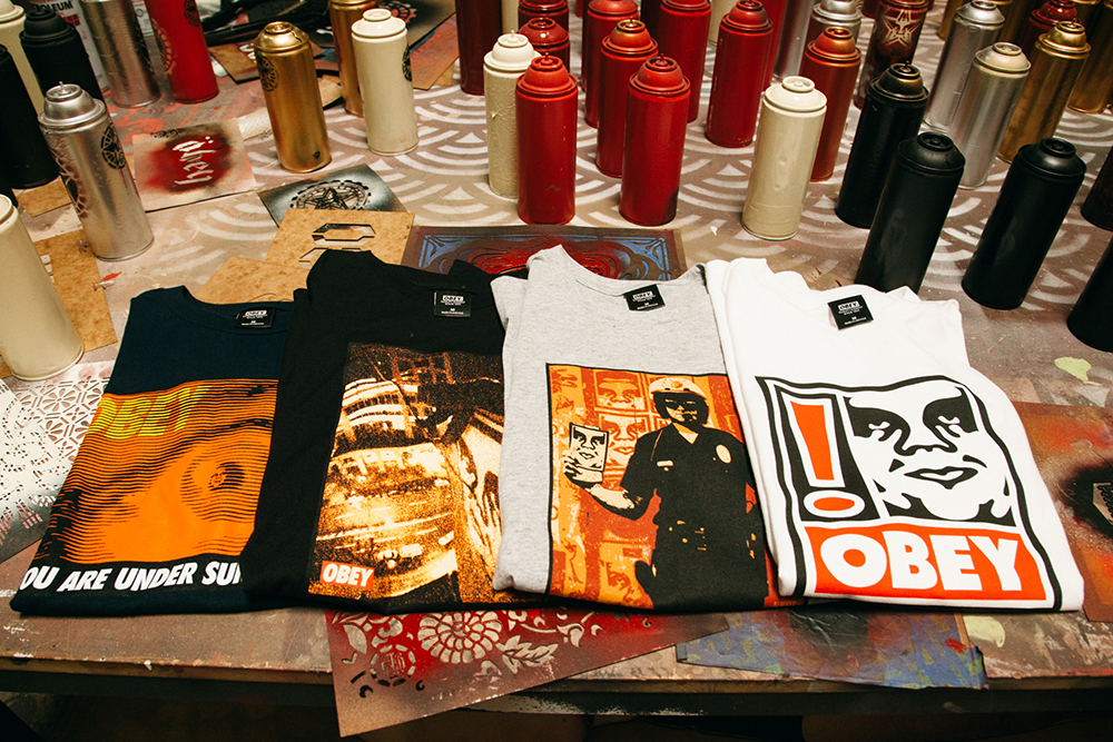 obey 25th