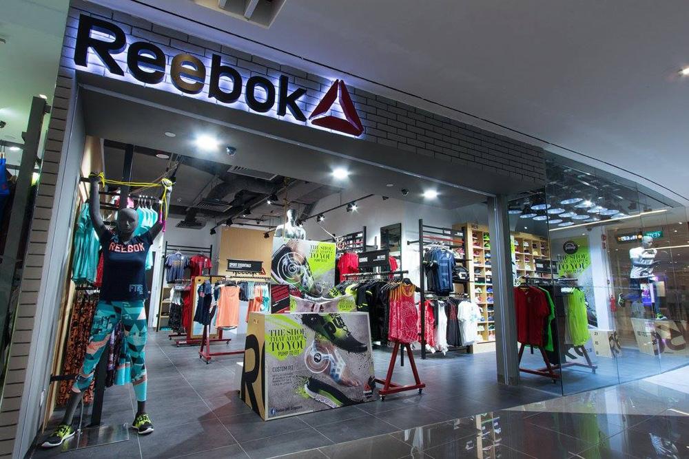 12e562e6033 Reebok Flagship Store Now Open at Suntec City