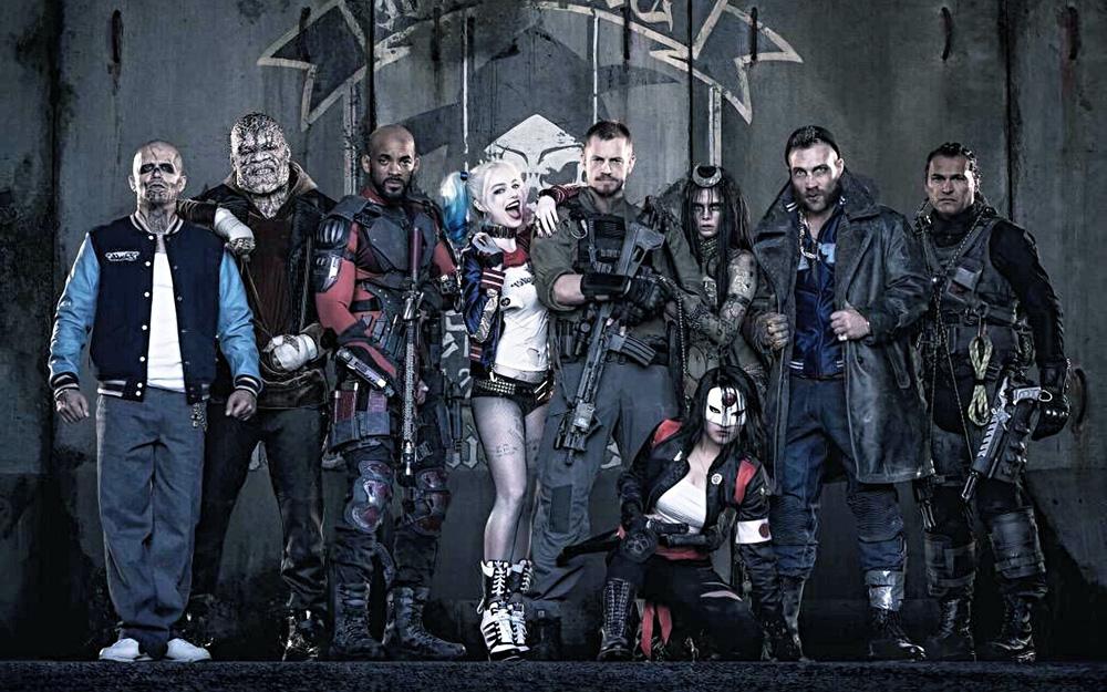 Suicide Squad (San Diego Comic-Con 2015)