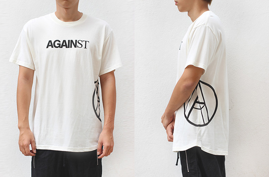 straatosphere-gift-guide-2015-against-lab-logo-tee
