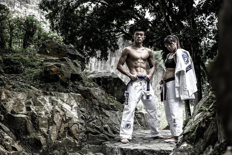 MMA Fighter Christian Lee