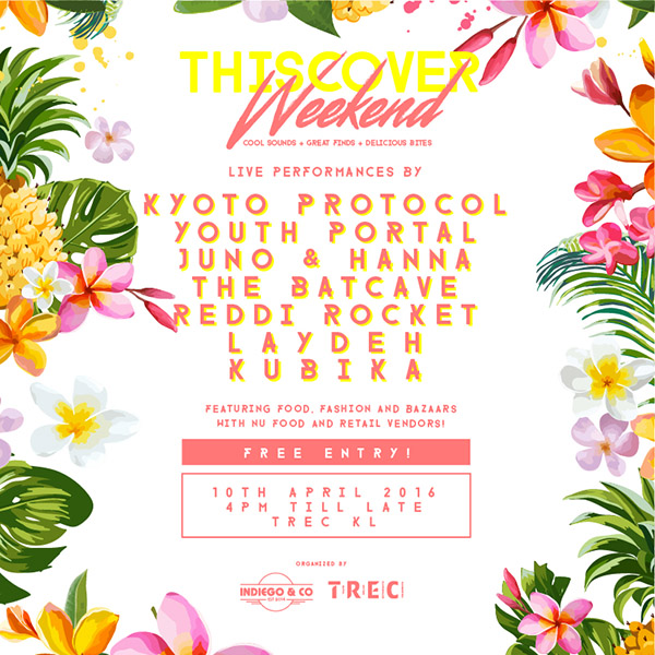 THISCOVER Weekend