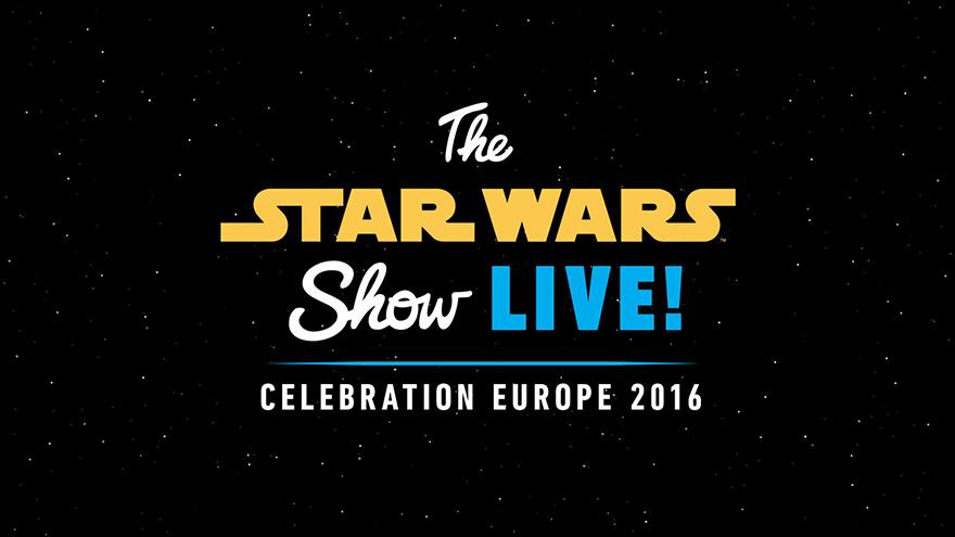 Star Wars Show LIVE