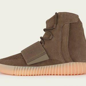 "adidas Yeezy Boost 750 ""Chocolate"" Drops This Week"