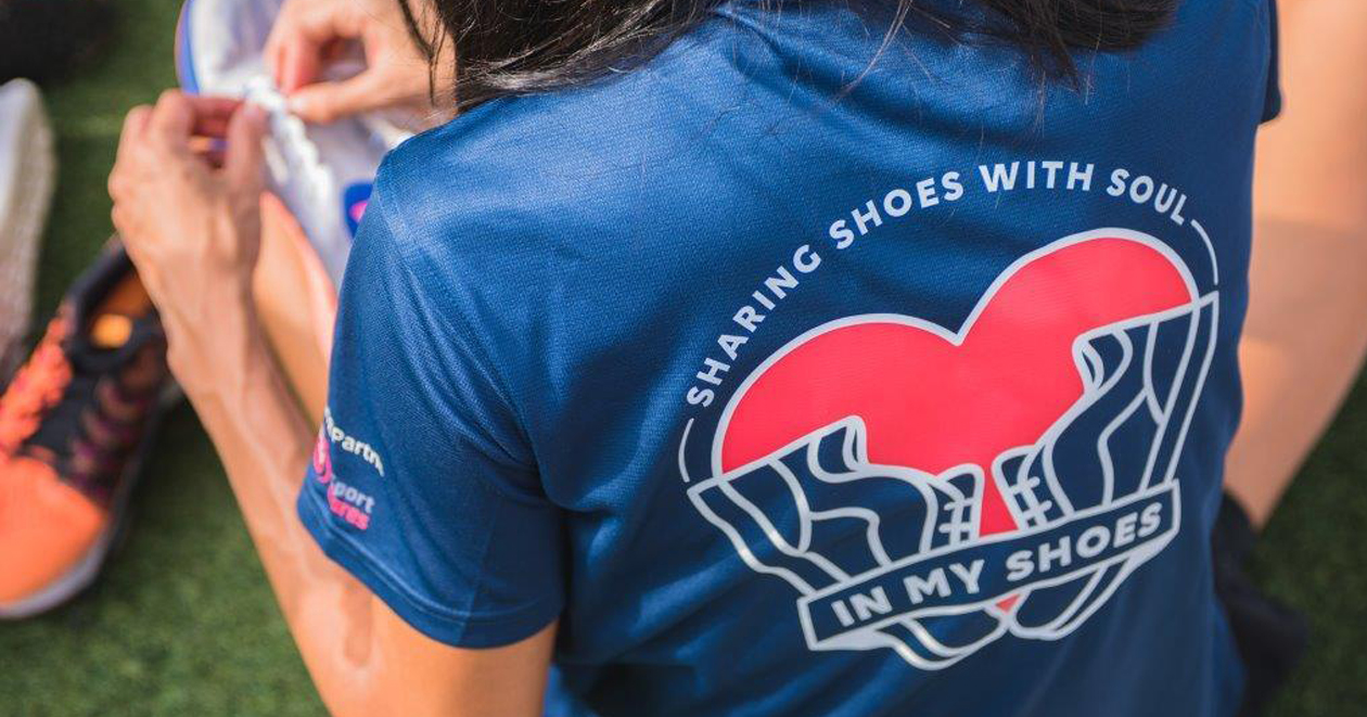 Charity events in singapore In-My-Shoes