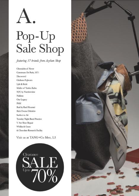A. Pop-Up Sale Shop_Poster
