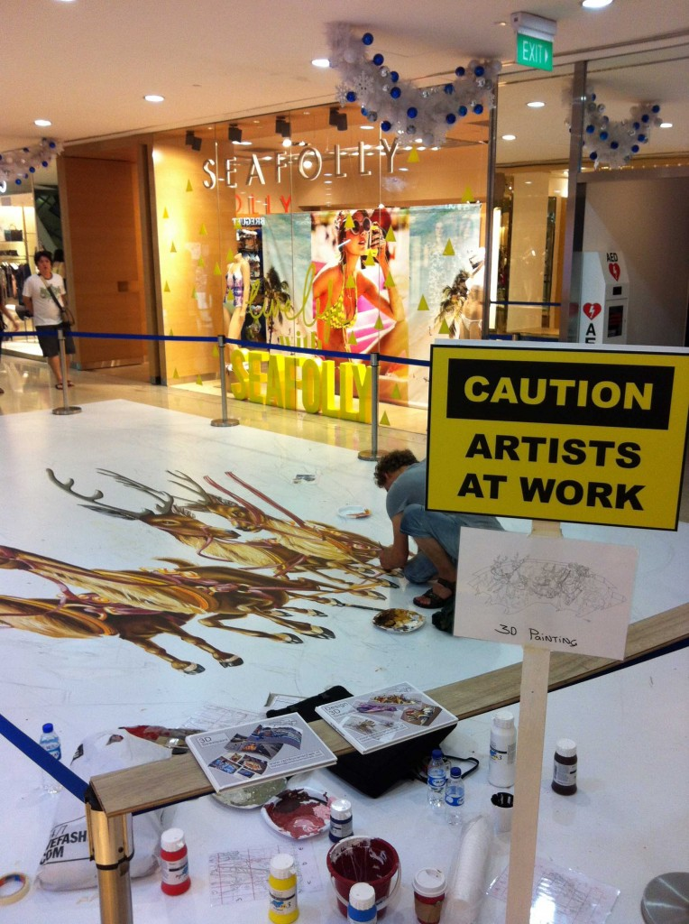 Artists at work1 (Indoor)