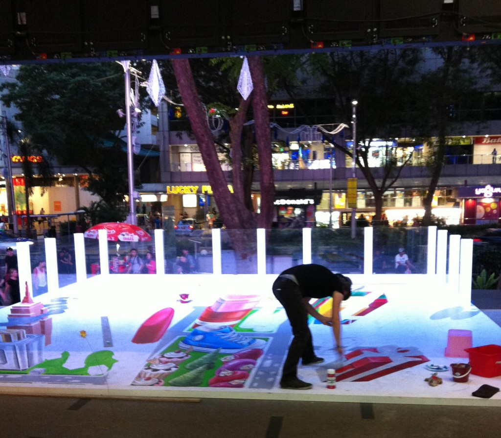 Artists at work2 (Outdoor)