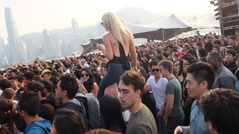 Steve Aoki Crowd2