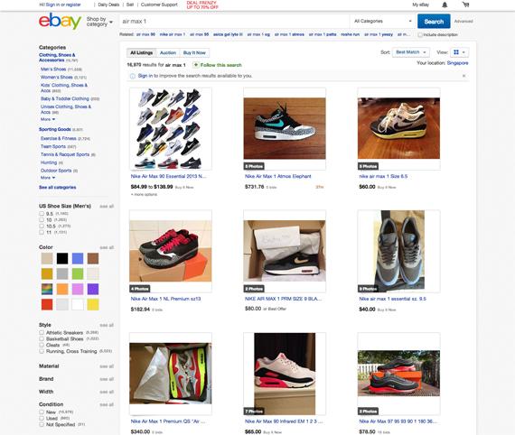 ebay-air-max-1-search