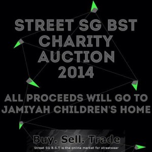 Charity Auction 2014