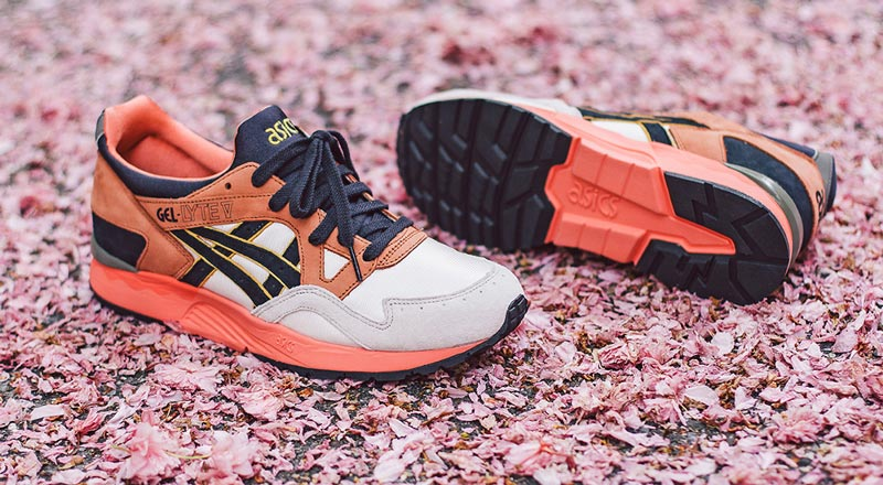"X Asics ""midnight The Lyte V WeekUbiq Bloom"" Of Gel Release SUzGqVpM"