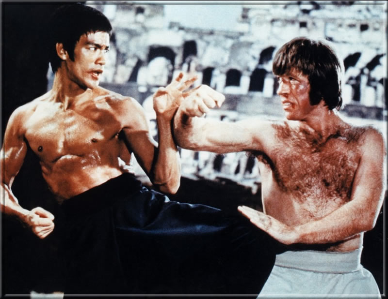 bruce-lee-and-chuck-norris