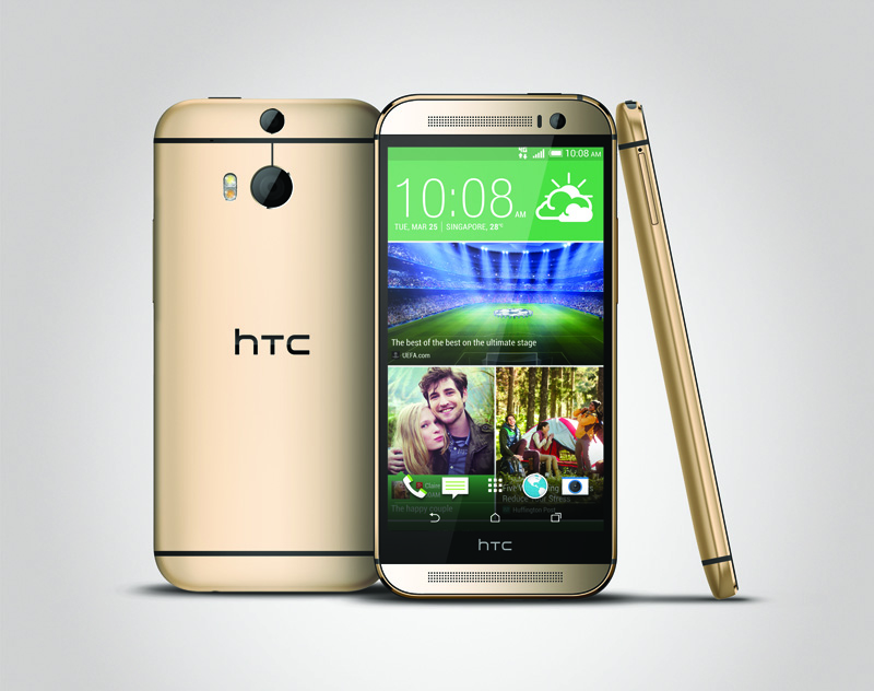 htc-one-amber-gold-singapore-release