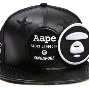 AAPE By A BATHING APE snapback