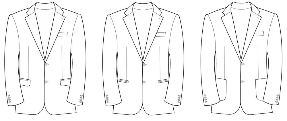 details-suit