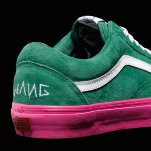 "Odd Future x Vans Syndicate Old Skool Pro ""S"" Pack"