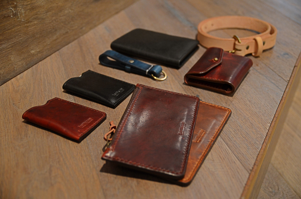 Big or small, leather products are a definitive way to amp up your style.