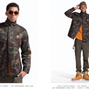 Stussy Fall 2014 Collection