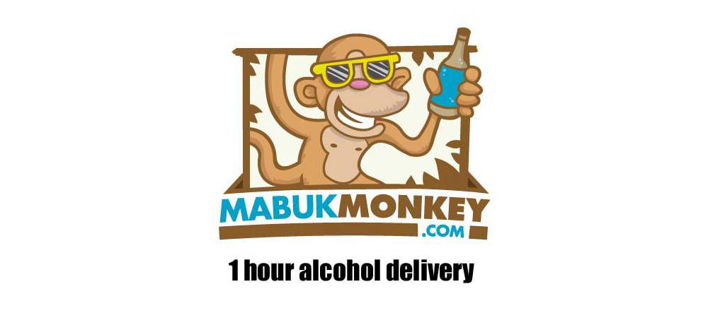 mabuk-monkey