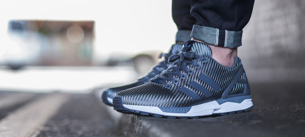 top quality good texture best shoes Release of the Week: adidas Originals ZX Flux
