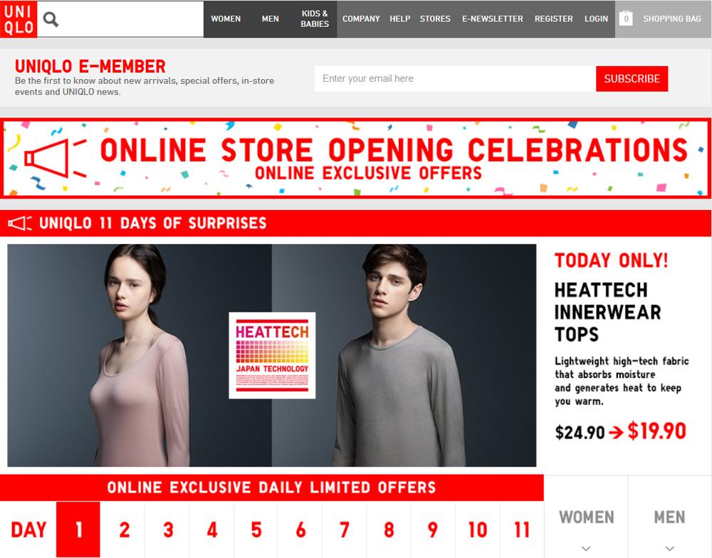 uniqlo-online-store