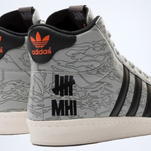 Undefeated x maharishi x adidas Originals