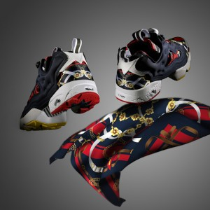 Invincible x Reebok Insta Pump Fury