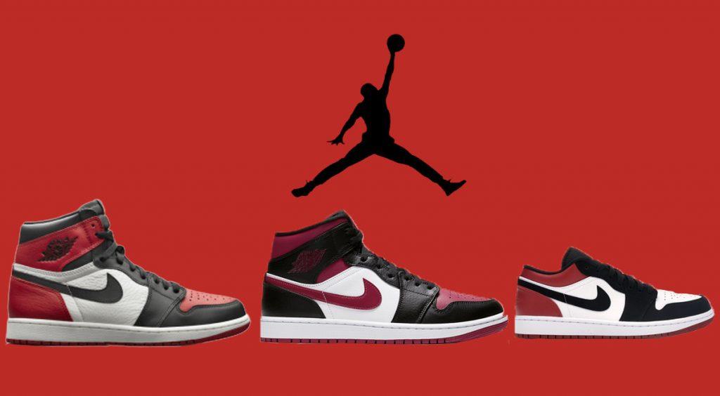 Streetwear terminology Air Jordan 1 comparison