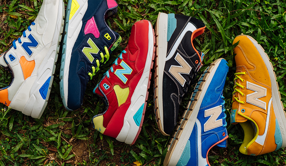 New Balance Adrenaline Pack