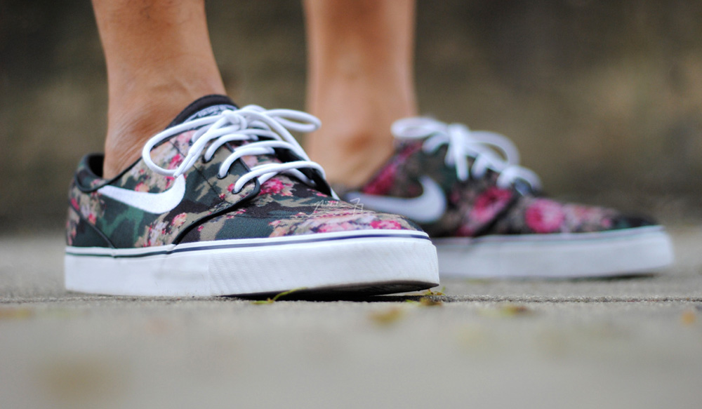 "Nike SB Janoski ""Floral Digi-Camo"""