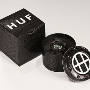 HUF x Casio-G-Shock GD400
