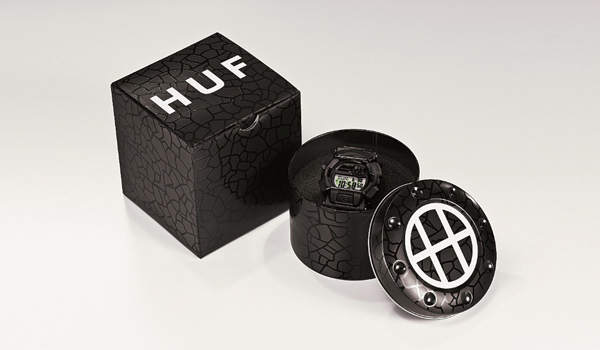 HUF x Casio-G-Shock GD400