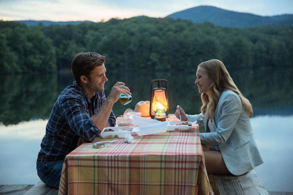 April 2015 Movies (The Longest Ride)