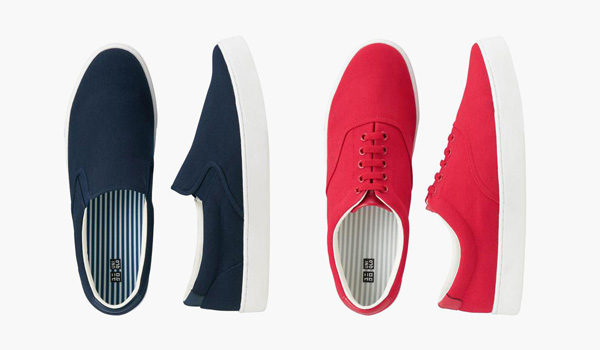 Uniqlo sneakers