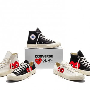 COMME des GARÇONS PLAY x Converse Chuck Taylor All Star '70 Collection