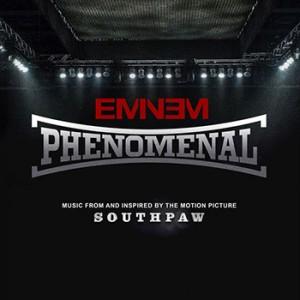 """Eminem's latest single, """"Phenomenal"""""""