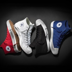 An Icon is Reborn: Converse Chuck Taylor All Star II