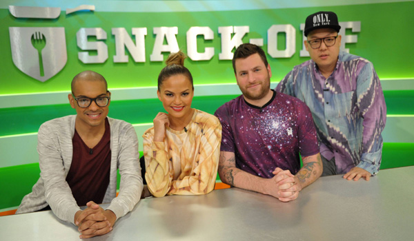 MTV's Snack-Off