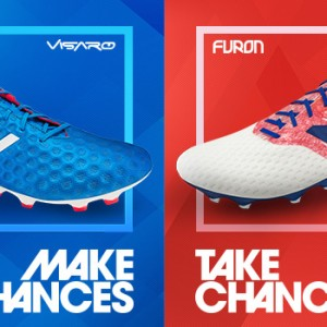 New Balance Rolls Out its First Line of Football Boots