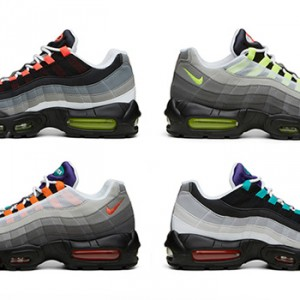 "Nike Air Max 95 ""Greedy"""