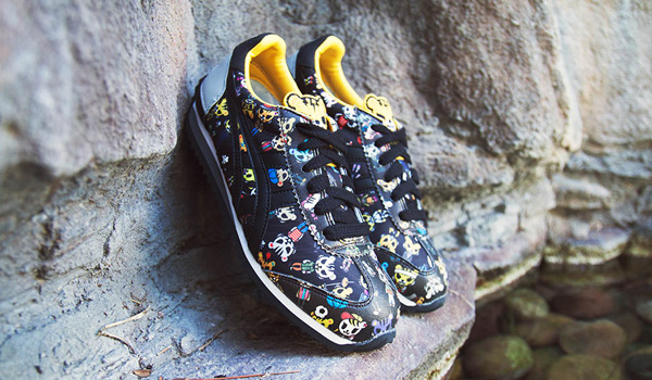 new arrival ae0fa 7a627 tokidoki x Onitsuka Tiger Returns with a New Lineup for All ...