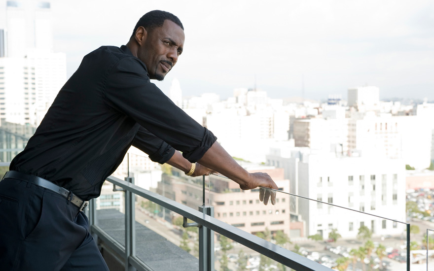 Idris Elba stars in Screen Gems' action thriller TAKERS.