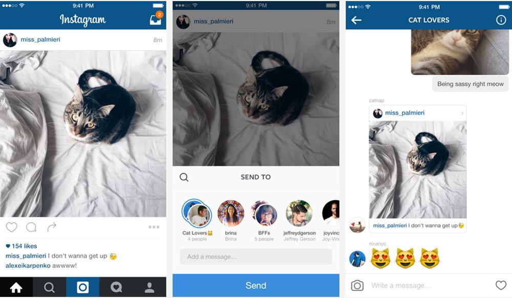 instagram_direct_messaging