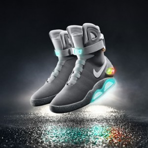 There's a Fake Nike Mag Out There That Has Power Laces