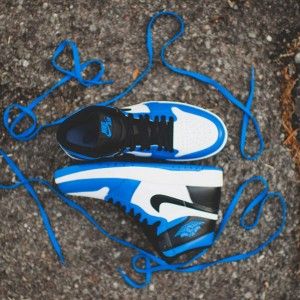 "Air Jordan 1.5 ""Soar"": A fragment design x Air Jordan 1 Lookalike"