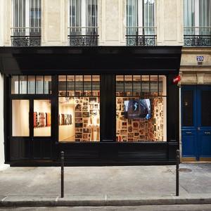 Supreme Paris: Store Front